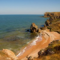 Самый настоящий.... дикий пляж... :: Ирина Рассветная