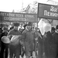 7 ноября 1985 г. :: Вячеслав Овчинников