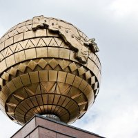 Глобус Узбекистана :: Mir-Tash