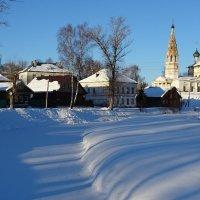 зима в провинции :: Надя Попова