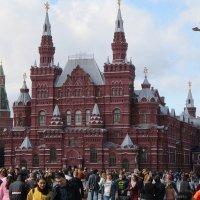 Государственный Исторический Музей (ГИМ) :: Дмитрий Никитин