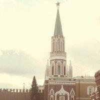 Московский Кремль. Никольская башня :: Дмитрий Никитин