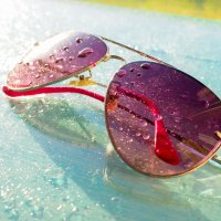 Розовые очки :: AllaSaa