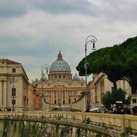 Римский пейзаж :: Natali Positive