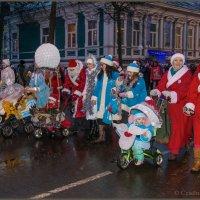 Будущие Деды Морозы. :: Maxim Semenov