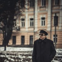 человек в футляре :: Виктория Третьякова
