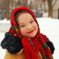 Русская красавица :: Екатерррина Полунина