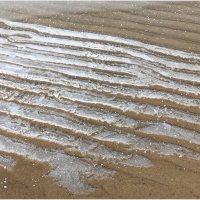 Замёрзшие волны залива. :: Валерия Комова