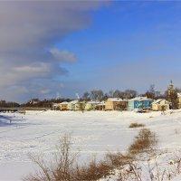 Набережная зимой :: Нина Кутина