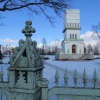 Белая башня :: ii_ik Иванов
