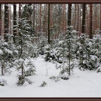 """Картина """"Смоленская зима"""" :: Милешкин Владимир Алексеевич"""