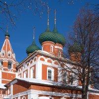 Купола :: Андрей Шаронов