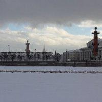 Снегопад :: skijumper Иванов
