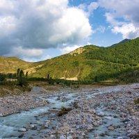 Река Черек :: Валерий Шурмиль