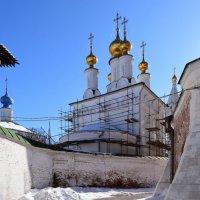 Рязанский кремль. Церковь Богоявления :: Galina Leskova
