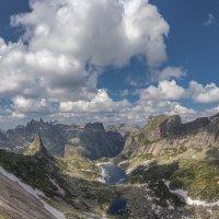 К горному озеру :: Дамир Белоколенко