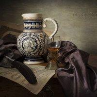 Муки творчества или натюрморт с баварским кувшином :: Татьяна Карачкова