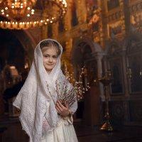 скоро вербное воскресенье :: Юлия Слободскова