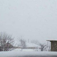 Мобильное фото #14. 18 марта в Луганске - снежно! :: Наталья (ShadeNataly) Мельник