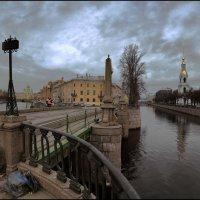 У семи мостов :: Александр