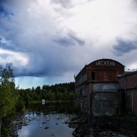 Старая финская ГЭС :: Nika Polskaya
