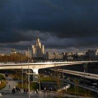 Сталинская высотка :: Рома Бондарь