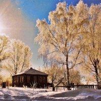 Начало мартовского дня :: Николай Масляев