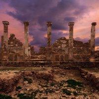 Руины дома Тесея :: slavado