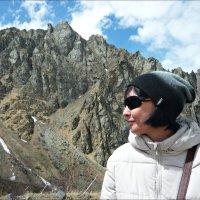 Влюбленная в горы! :: Надежда