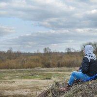 Одиночество :: Толеронок Анна