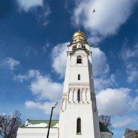 Храм-колокольня во имя Воскресения Христова. :: Игорь Костромин