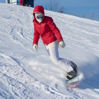 Пыль из снега :: Валерий