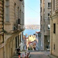 Вид на Босфор в Стамбуле :: Денис Кораблёв
