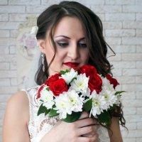 Необыкновенная невеста :: Евгения Сенченко