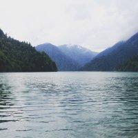 Озеро Рица, Абхазия :: Allyn Brooks