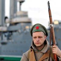 человек с ружьем... :: Андрей Вестмит