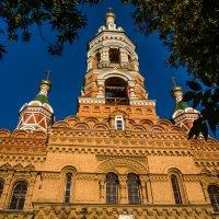Церковь в Астрахани :: Инна Церульнёва