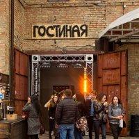 Перевоплощение старых заводов. Новая жизнь возможна без разрушения старой :: Valeriya Vakulenko