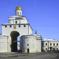 Золотые ворота. г. Владимир. :: Oleg4618 Шутченко