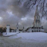 Закат в Коломенском :: Александра