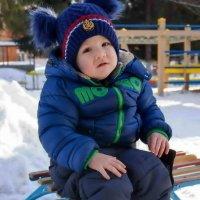 Детские эмоции самые чистые :: Евгения Сенченко