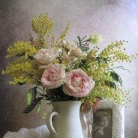 Дарите девушкам цветы :: Наталия Тихомирова