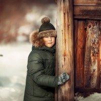 В деревне :: Ольга Лебедева