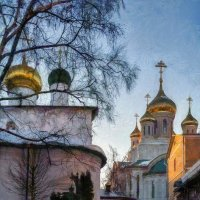 Исполнены Света – и ныне и присно :: Ирина Данилова