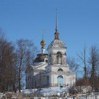 Преображенский храм :: Сергей Кунаев