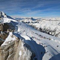 В Доломитовых Альпах :: Валерий Нестеров