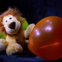 Эстафета цвета. Оранжевый вторник - Это лев! :: Наталья (ShadeNataly) Мельник