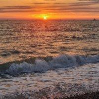 Чёрное море моё..... :: Александр Тулупов