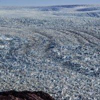 синусоид ледника :: Георгий А