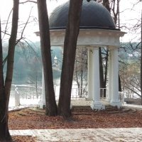 Осень в парке :: Татьяна Назарова